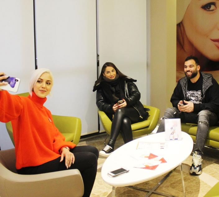 La clinique de greffe de cheveux de Noré Abdelali